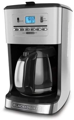 Black & Decker Black + Decker 12-Cup Coffee Maker