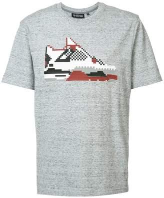 Mostly Heard Rarely Seen 8-Bit sneaker T-shirt