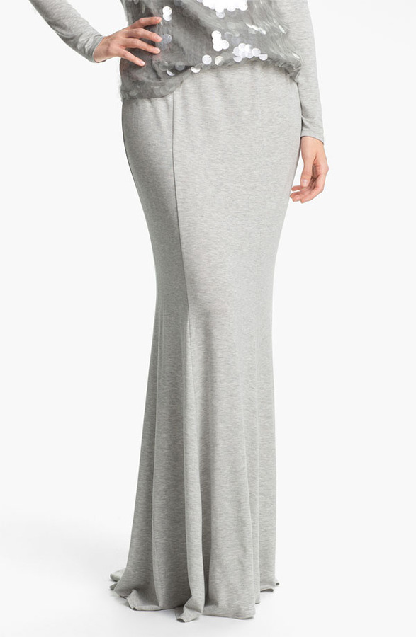 Rachel Zoe 'Carli' Flared Maxi Skirt