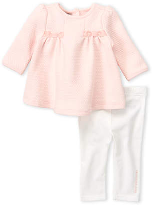 a95bff62b75 Calvin Klein Jeans Newborn Girls) Two-Piece Quilted Tunic & Leggings Set
