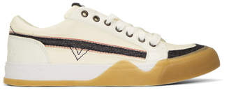 Diesel Off-White S-Grind Sneakers
