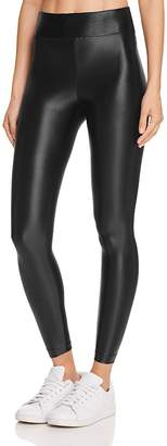 KORAL High Rise Lustrous Leggings $88 thestylecure.com