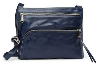 Hobo Cassie Leather Crossbody Bag