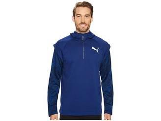 Puma 1/4 Zip Energy Hoodie Men's Sweatshirt