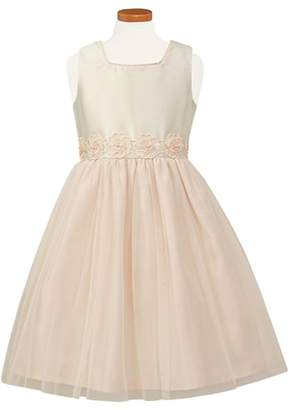 Sorbet Tulle & Organza Party Dress