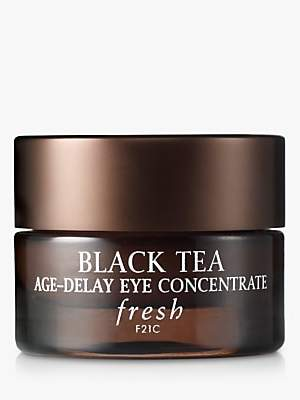Fresh Black Tea Age-Delay Eye Concentrate Cream, 15ml