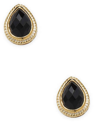 Anna Beck Jewelry Teardrop Pave Earrings