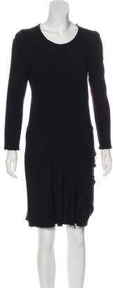 Etoile Isabel Marant Wool Midi Dress