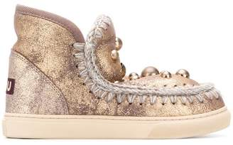 Mou mini eskimo sneaker boots