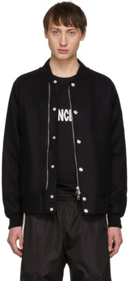 Moncler 2 1952 Black Down Icar Jacket