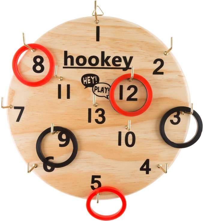 Hey! Play! Hockey Ring Toss Game