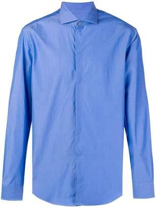 Emporio Armani classic plain shirt