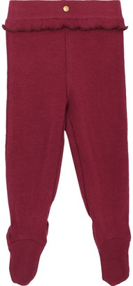L'ovedbaby L'oved Baby Footed Legging - Ruffle Infant Girls'