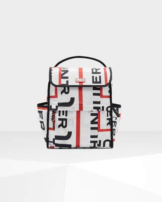 Hunter Original Exploded Logo Packable Backpack