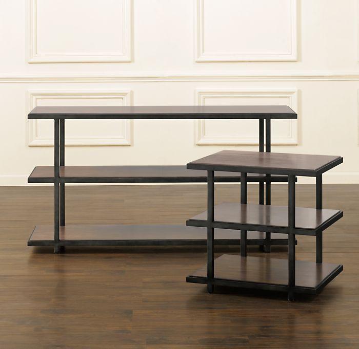 Geneva Console & Side Table