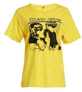 R 13 Sonic Youth T-Shirt