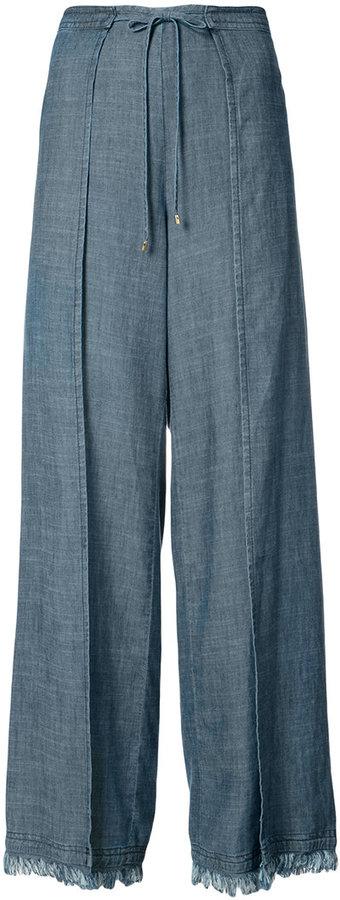 Trina Turk high-waist trousers