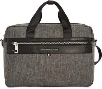 Tommy Hilfiger Men's Leo Backpack Briefcase