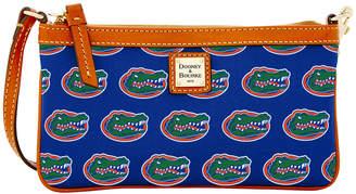 Dooney & Bourke NCAA Florida Large Slim Wristlet