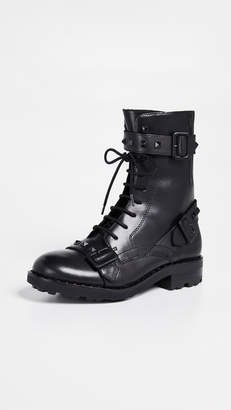 Ash Witch Combat Boots