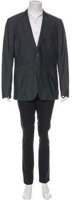John Varvatos Woven Sport Coat