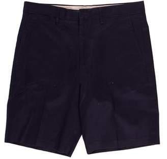 Acne Studios Adrian Flat Front Shorts