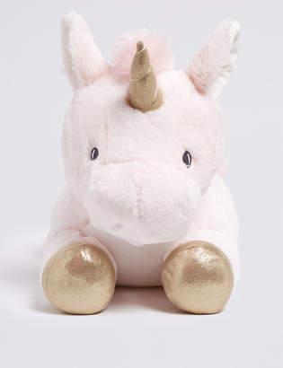 Marks and Spencer Medium Unicorn Toy