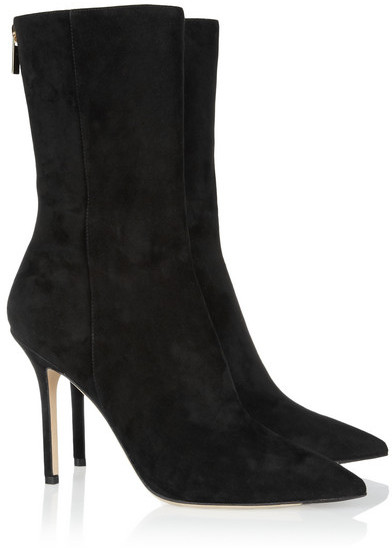 Jimmy Choo Lorne suede boots