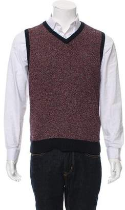 Rag & Bone Sleeveless Knit Sweater Vest