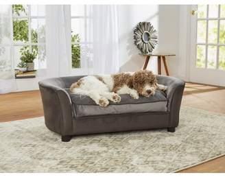 Panache Enchanted Home Pet Sofa - Dark Grey