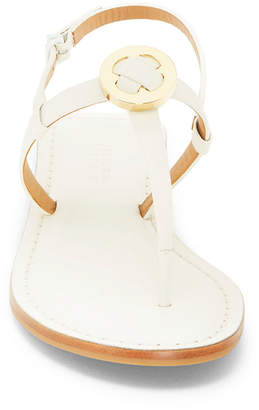 Mercedes Benz Castillo Viveana Holographic Flat Sandals