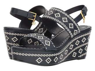 Tory Burch Blake 80mm Ankle-Strap Women's Sandals