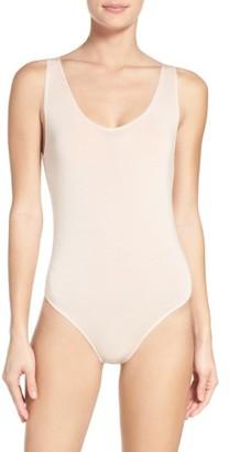 Women's Olympia Theodora 'Body Love' Thong Bodysuit $48 thestylecure.com