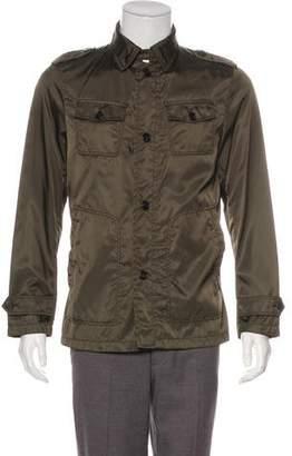 Prada Lightweight Zip-Up Jacket