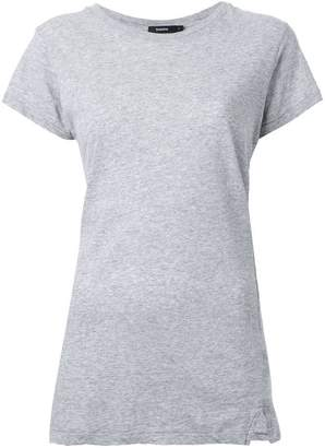 Bassike slim vintage neck T-shirt