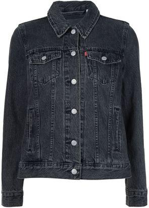Levi's denim jacket $115.49 thestylecure.com