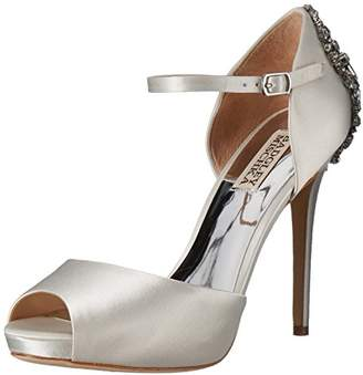 Badgley Mischka Women's Dawn Platform Pump
