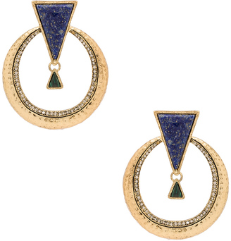 House of Harlow Hymn To Selene Statement Earring $78 thestylecure.com