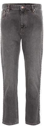 Isabel Marant Ulyff embellished jeans