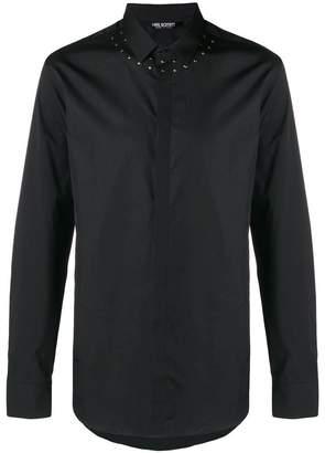 Neil Barrett studded shirt