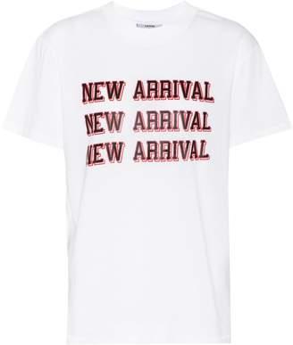 Ganni Exclusive to mytheresa.com Harway printed cotton T-shirt