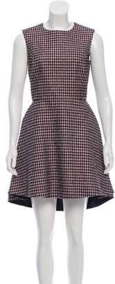 Christian Dior Silk Patterned Dress