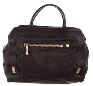Botkier Grained Leather Satchel