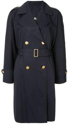Burberry Pre-Owned longsleeve coat jacket