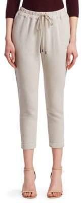Gentry Portofino Cotton Drawstring Sweatpants