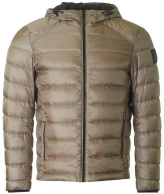 Belstaff Reddenhall Quilted Hooded Jacket