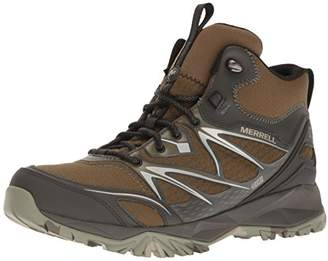 Merrell Men's Capra Bolt Mid Waterproof Hiking Boot