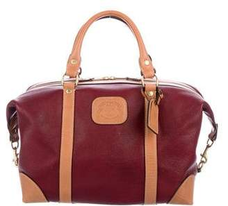 Ghurka Minicav Leather Satchel