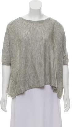 J Brand Cashmere Knit Top