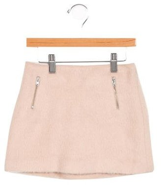 Bonpoint Girls' A-Line Wool-Blend Skirt w/ Tags $85 thestylecure.com